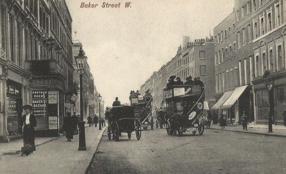 Baker Street - vintage